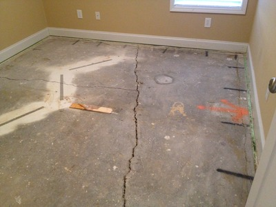 Slab Foundation Repair in Frisco